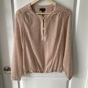 NWOT The Limited Blouse and Camisole Medium
